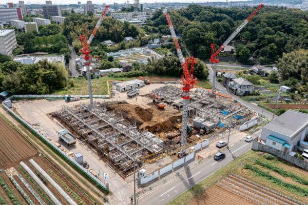 <横浜情報>ドローンからの空撮映像を公開します! イメージ