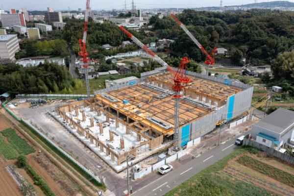 <横浜情報>最新のドローン空撮映像です! イメージ